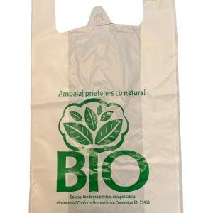 Sacose maiou polietilena biodegradabila