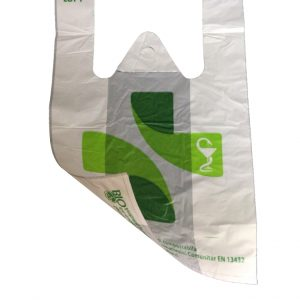 Sacose polietilena biodegradabila farmacie